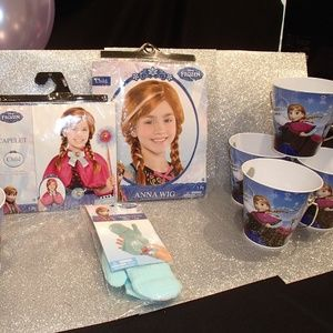 Other - Birthday Party Dress-up Set: Disney's Frozen